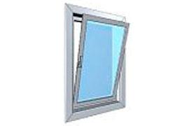 Простые откидные окна