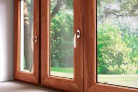 Окна на балконы