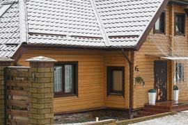 Окна для домов в деревне