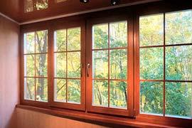 Окна на кухне домов и квартир