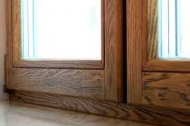Окна на лоджии